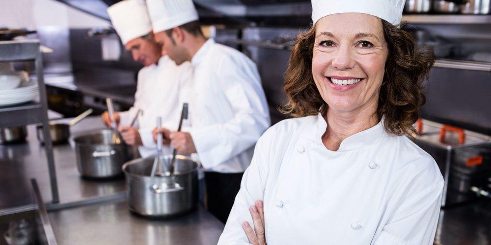 mercado de trabalho em gastronomia