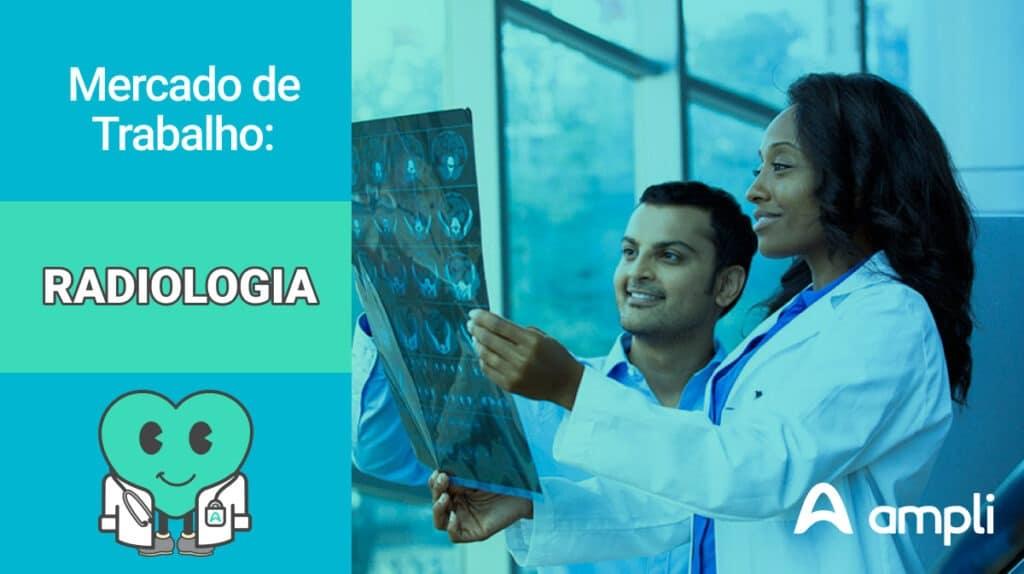 mercado de trabalho em radiologia