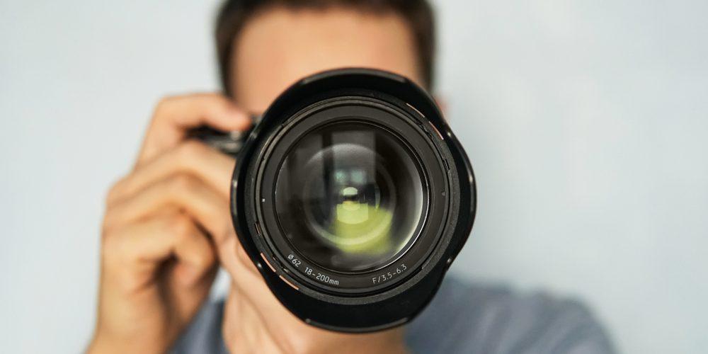 mercado de trabalho em fotografia