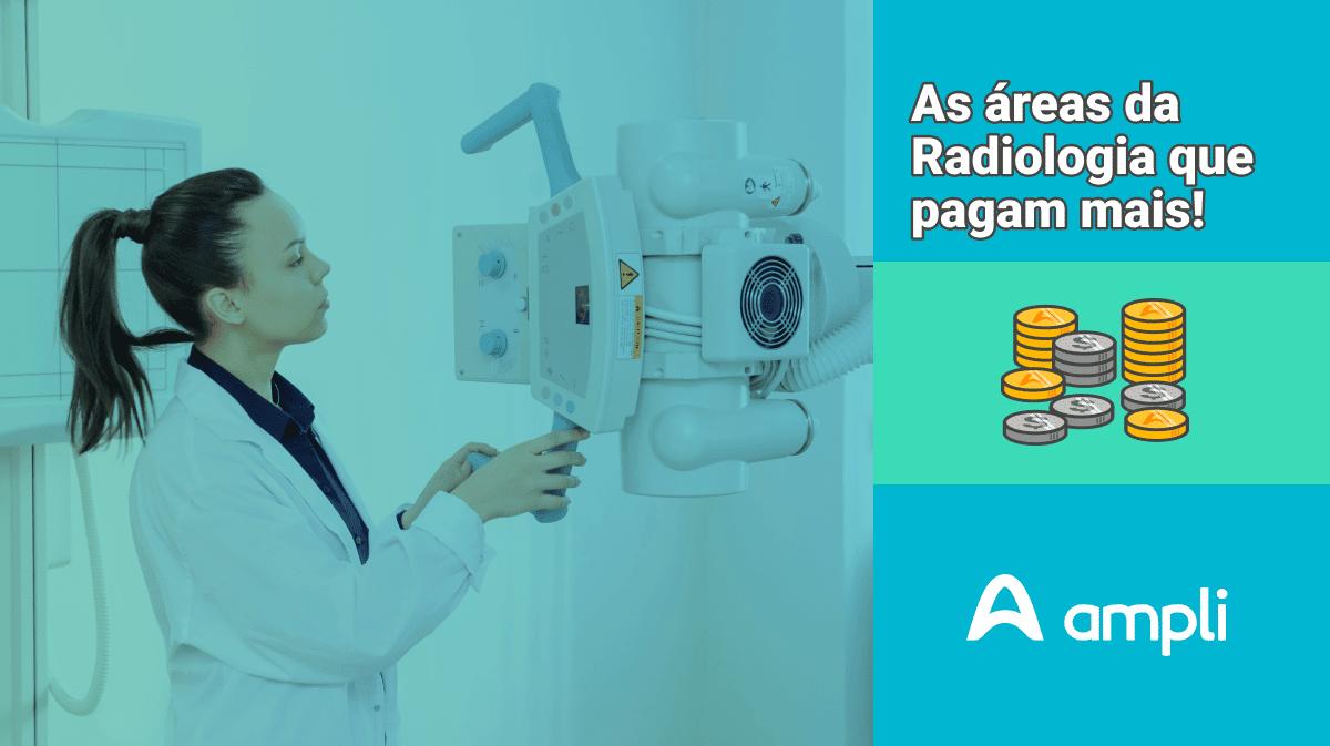 área da radiologia ganha mais