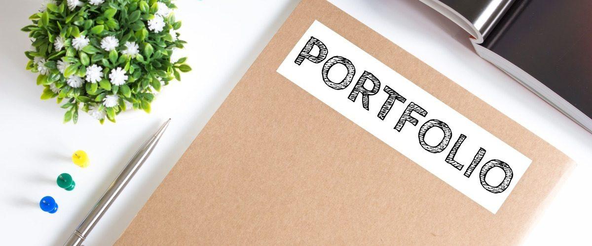como fazer portfolio design gráfico