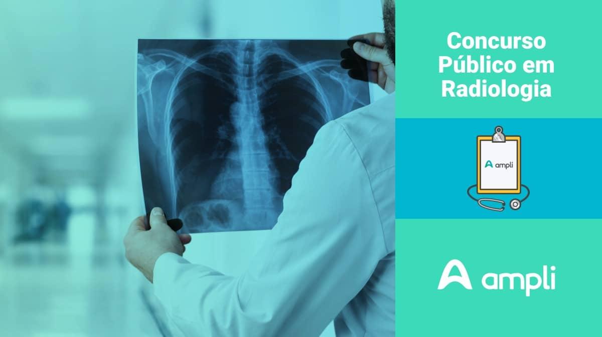 concurso público em radiologia