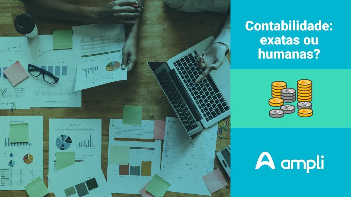 contabilidade é exatas ou humanas