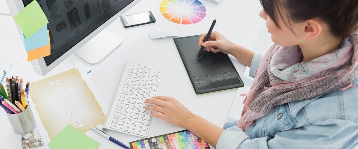 design gráfico e web design