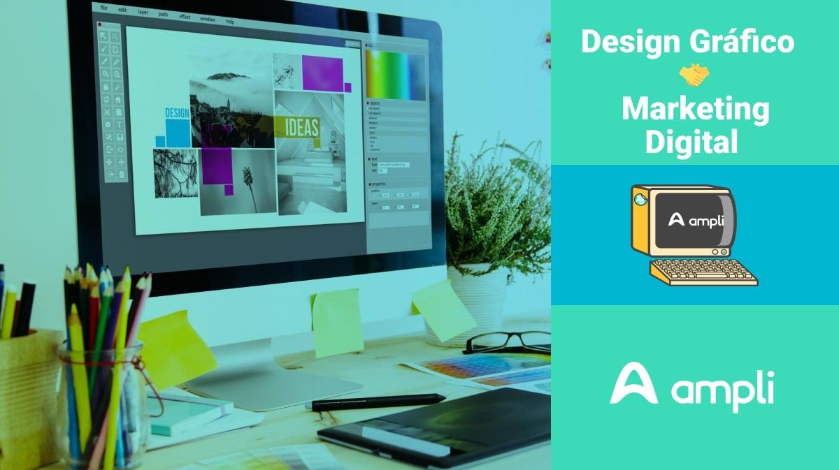 Relação entre Design Gráfico e Marketing Digital