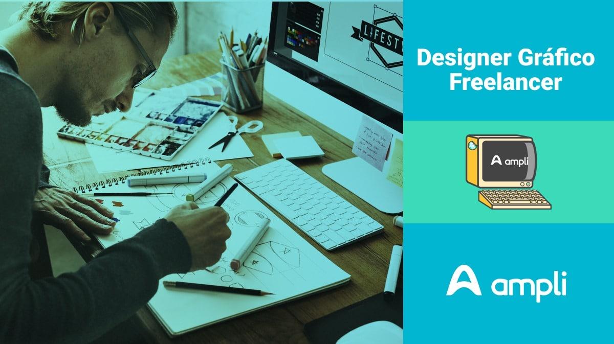 como ser freelancer design gráfico