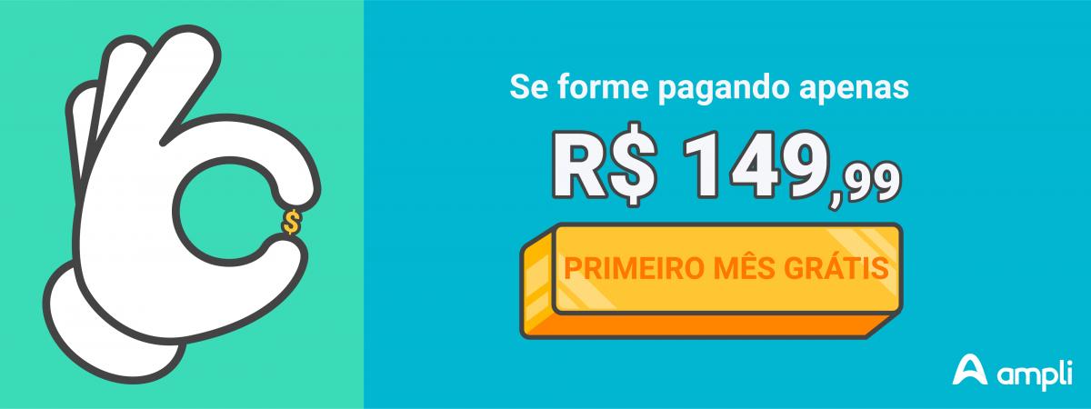 curso de graduação barato por R$149,99