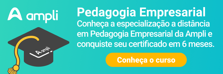 CTA curso de pedagogia empresarial ead da ampli