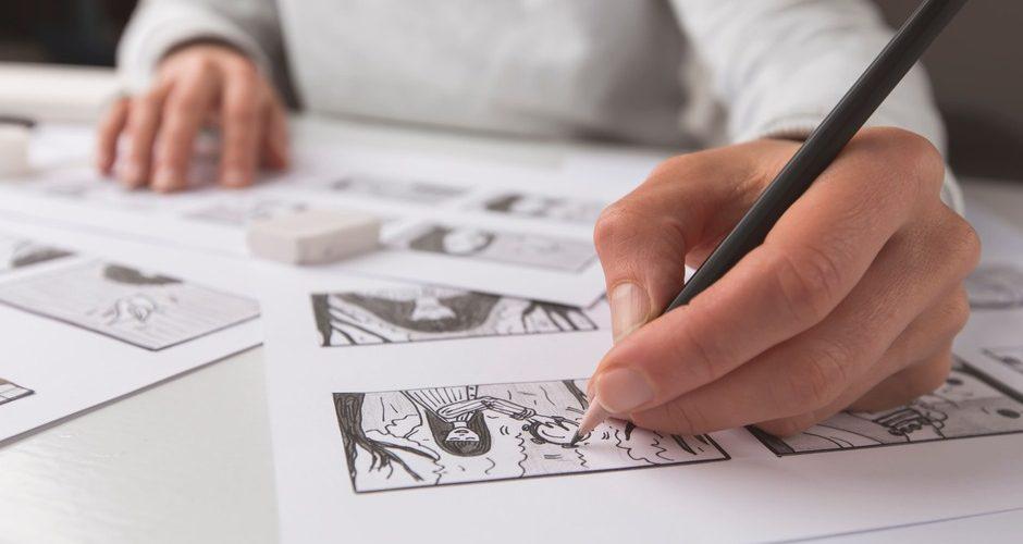 para fazer design gráfico precisa saber desenhar