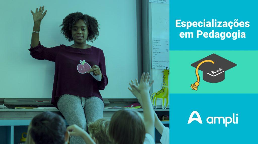 especialização em pedagogia