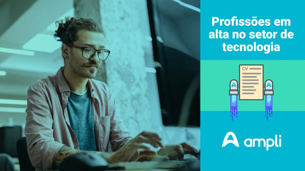 profissões em alta no setor de tecnologia