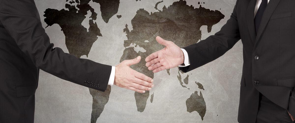 relações internacionais e comércio exterior